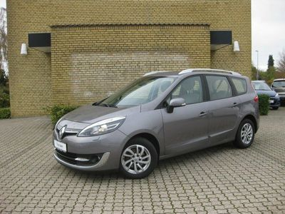 brugt Renault Grand Scénic III 1,5 dCi 110 Expression aut.