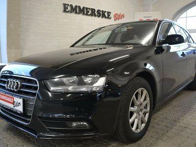 usata Audi A4 2,0 TDi 150 S-line Avant Multitr.