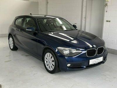 brugt BMW 116 d 2,0 3d