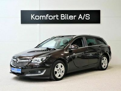 brugt Opel Insignia CDTi 140 Cosmo Sports Tourer eco 2,0