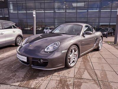 używany Porsche Cayman S 3,4 295HK 2d 6g