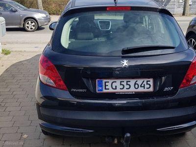 käytetty Peugeot 207 1,4 HDI Comfort Plus 70HK 5d