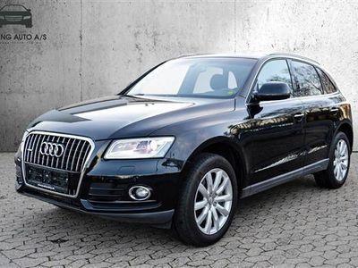 gebraucht Audi Q5 3,0 TDI Quat S Tron 258HK 5d 7g Aut. - Personbil