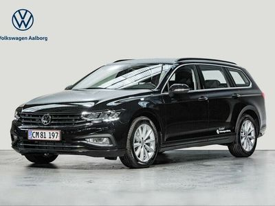 brugt VW Passat 2,0 TDi 150 Business+ Variant DSG