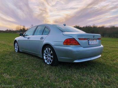 used BMW 745 4,4 E65