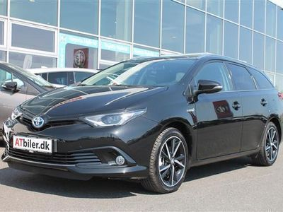 usata Toyota Auris Hybrid 1,8 B/EL Selected Touring Sports 136HK Stc