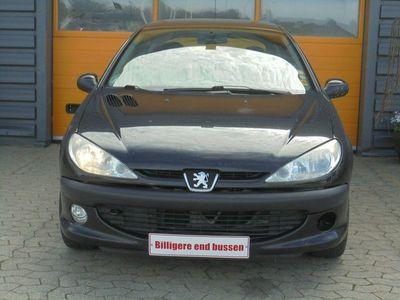 brugt Peugeot 206 1,6 XS