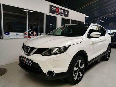 brugt Nissan Qashqai 1,6 dCi 130 N-Tec