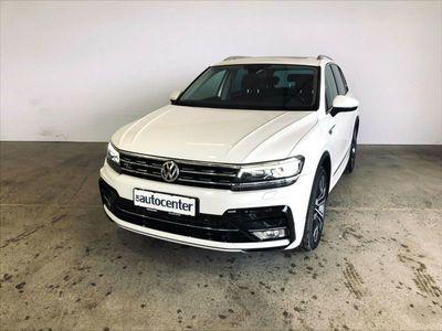 brugt VW Tiguan TDi 150 R-line DSG 4M