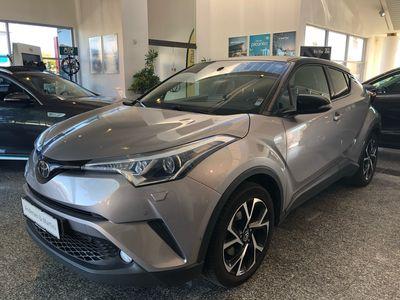 brugt Toyota C-HR 1,2 T C-ULT Smart - Sound 116HK 5d 6g