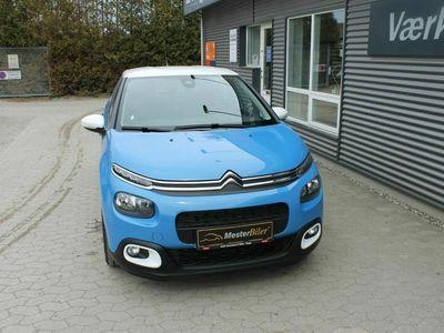 brugt Citroën C3 1,6 BlueHDi 75 Feel+