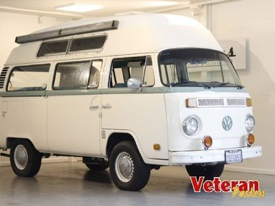 käytetty VW T2 1.6 High Roof Camper