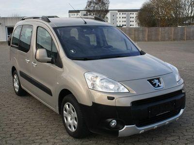 brugt Peugeot Partner Tepee 1,6 HDi 90 Comfort+ 7prs