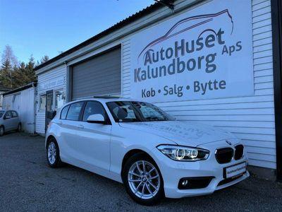 used BMW 116 d 1,6 ED