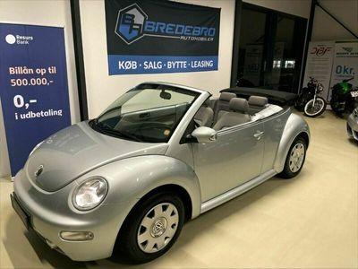 brugt VW Beetle Cabriolet