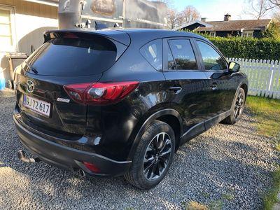 brugt Mazda CX-5 2,2 DE Optimum