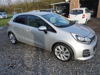 brugt Kia Rio 1,2 CVVT Attraction Plus 85HK 5d
