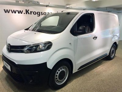 used Toyota Proace Compact 1,6 D Base 95HK Van