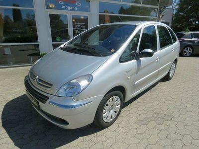 brugt Citroën Xsara Picasso 2,0 16V Exclusive aut. Van