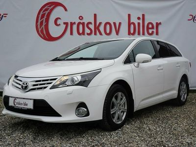 brugt Toyota Avensis 1,8 VVT-i T2 Touch stc. MDS