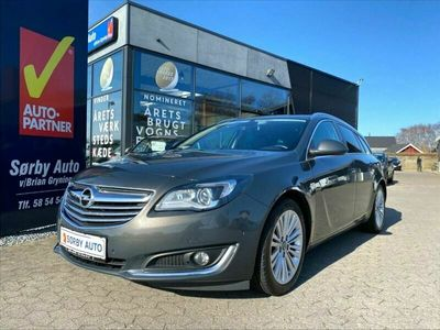 brugt Opel Insignia CDTi 163 Cosmo Sports Tourer eco