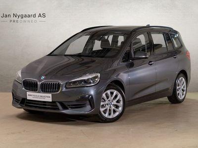 brugt BMW 220 Gran Tourer i 2,0 Advantage aut.