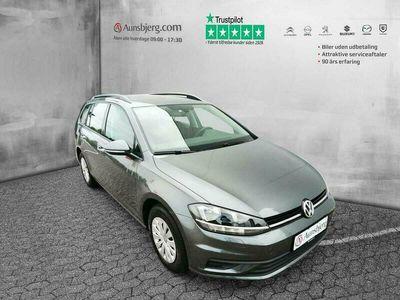 brugt VW Golf Variant 1,6 TDI BMT Trendline 115HK Stc