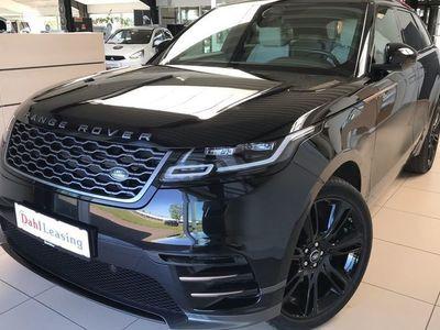 brugt Land Rover Range Rover Velar 2,0 Si4 R-Dynamic HSE AWD 250HK 5d 8g Aut.