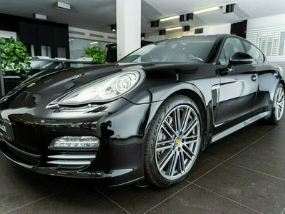 brugt Porsche Panamera Panamera3.6 V6 - 300 hk PDK 3.6 V6 - 300 hk PDK