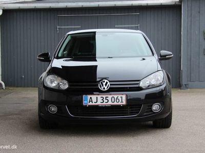 brugt VW Golf 2,0 TDI Highline DSG 140HK 5d 6g Aut.
