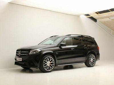usado Mercedes GLS63 AMG 5,5 AMG aut. 4-M