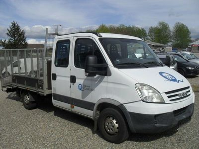 brugt Iveco Daily 3,0 35S18 Db.Cab m/lad