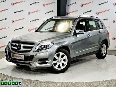 brugt Mercedes GLK250 2,2 BlueTEC aut. 4-M Van