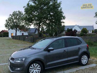 brugt VW Polo 6r 1,6 TDI DSG