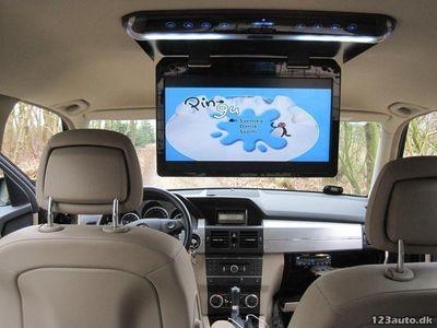brugt Mercedes GLK220 2,2 BlueTEC aut. 4-M 5d