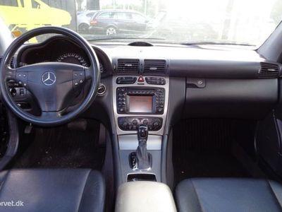 brugt Mercedes C220 CDI aut. 143HK 3d