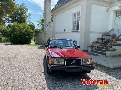 brugt Volvo 240 2.3 GL