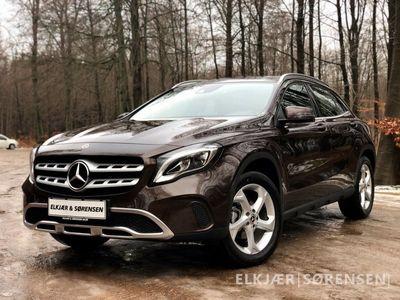 used Mercedes GLA200 d 2,2 aut.