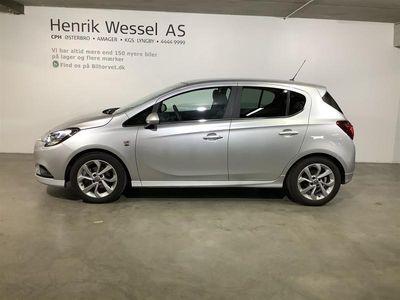 brugt Opel Corsa OPC 1,4 ECOTEC 90HK 5d A+