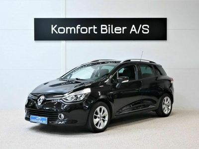 brugt Renault Clio IV TCe 90 Limited Sport Tourer 0,9