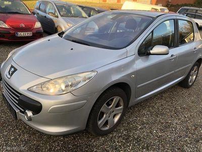 used Peugeot 307 1,6 HDI 90HK 5d
