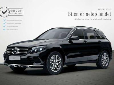 gebraucht Mercedes GLC350 d 3,0 AMG Line aut. 4-M