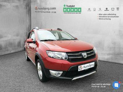 brugt Dacia Sandero 0,9 Tce Stepway Prestige 90HK 5d
