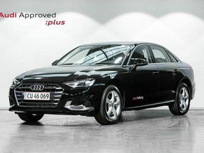 brugt Audi A4 35 TFSi Advanced S-tr.