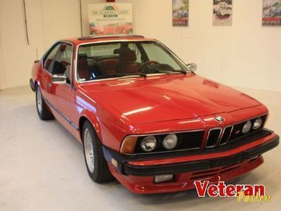 used BMW 635 CSi med M-styling