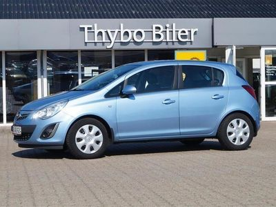 brugt Opel Corsa 1,4 Twinport Cosmo 100HK 5d