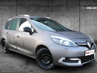 usado Renault Grand Scénic 7 pers. 1,5 Energy DCI Limited Navi Style 110HK 6g