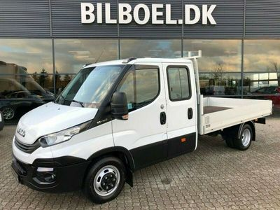 brugt Iveco Daily 2,3 35C16 Db.Cab m/lad