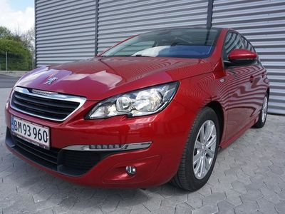 brugt Peugeot 308 1,6 BlueHDi Desire Sky 120HK 5d