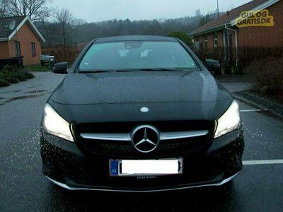 brugt Mercedes CLA200 d, modelår 2016, Diesel